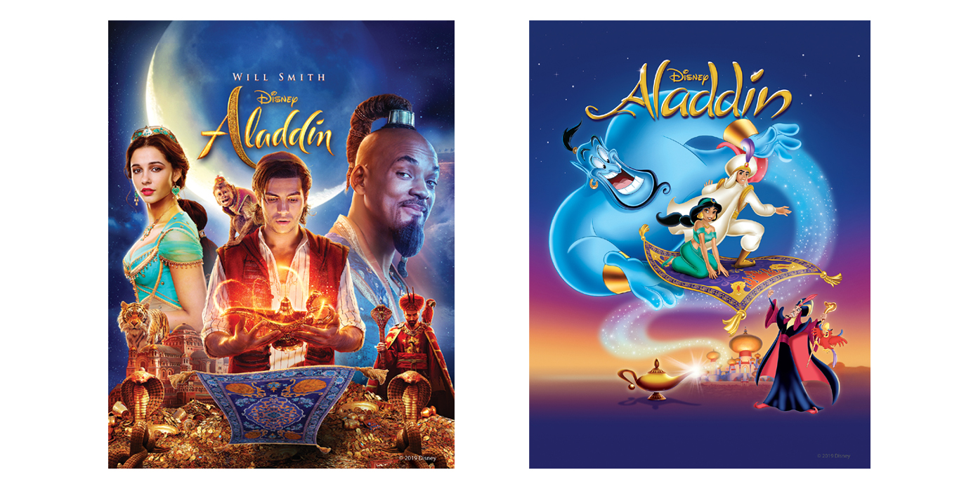 Win A Digital Copy Of The Live Action Aladdin And The 1992