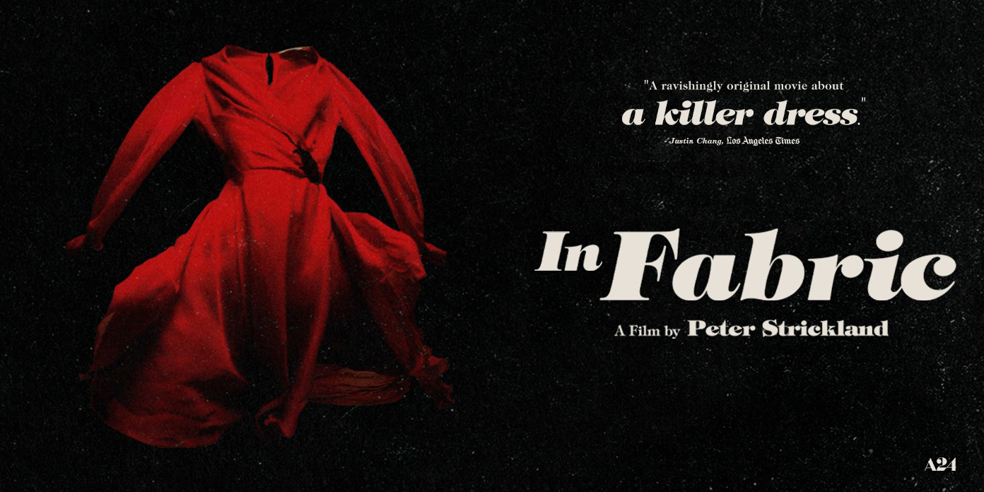 "Watch A Clip From A24's New Horror Film ""In Fabric""Watch A Clip From A24's  New Horror Film ""In Fabric"" - Irish Film Critic"