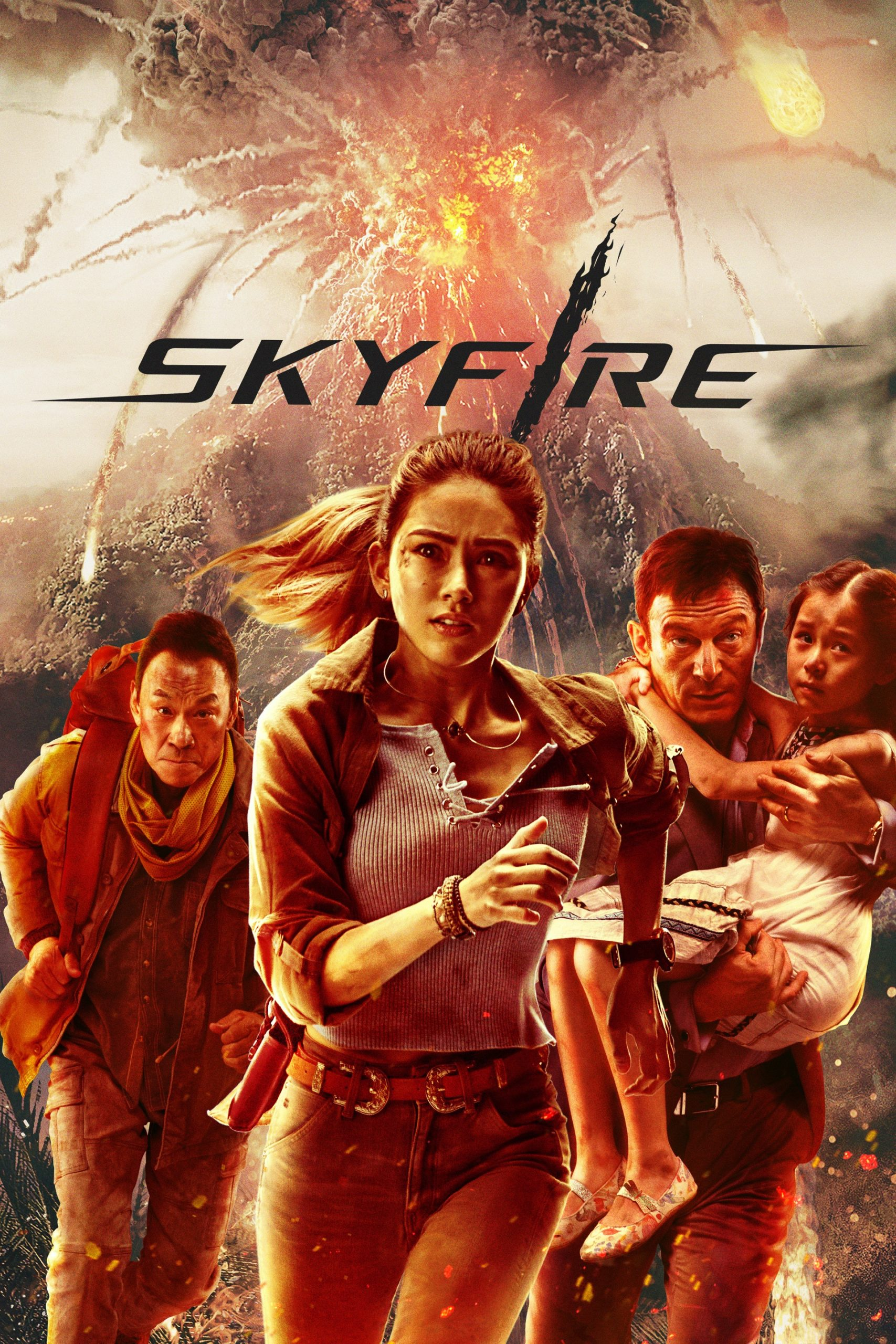 """Movie Review: Misfires From The Plot And Actors Slow Down """"Skyfire"""""""