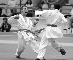 Competition Karate