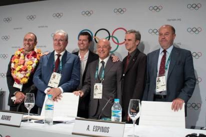 WKF; IOC; Tokyo2020