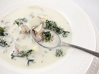 Zuppa Toscana – Inspired by The Olive Garden