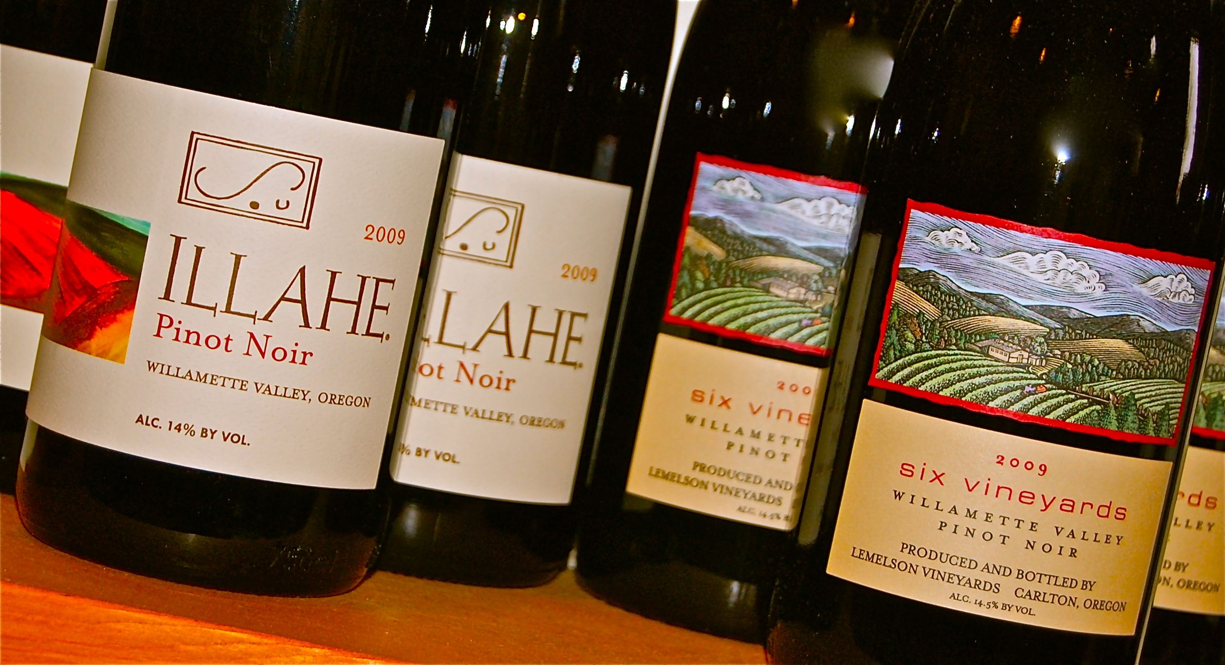 Featured Wine: Illahe Vineyard's 2009 Pinot Noir from the heart of the Willamette Valley