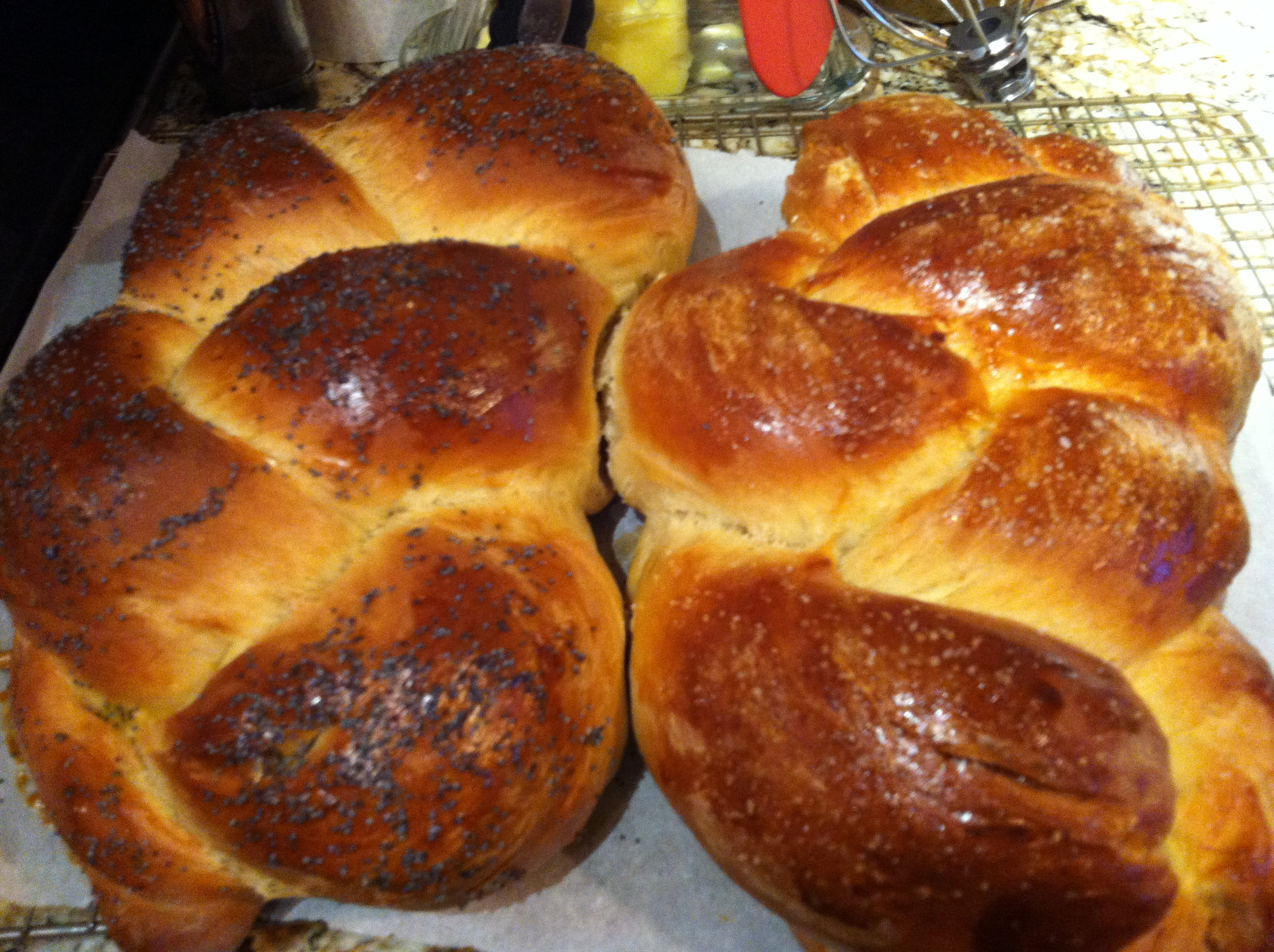 """Putting the """"Challah"""" in Holla Back"""