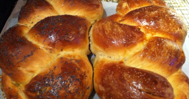 "Putting the ""Challah"" in Holla Back"