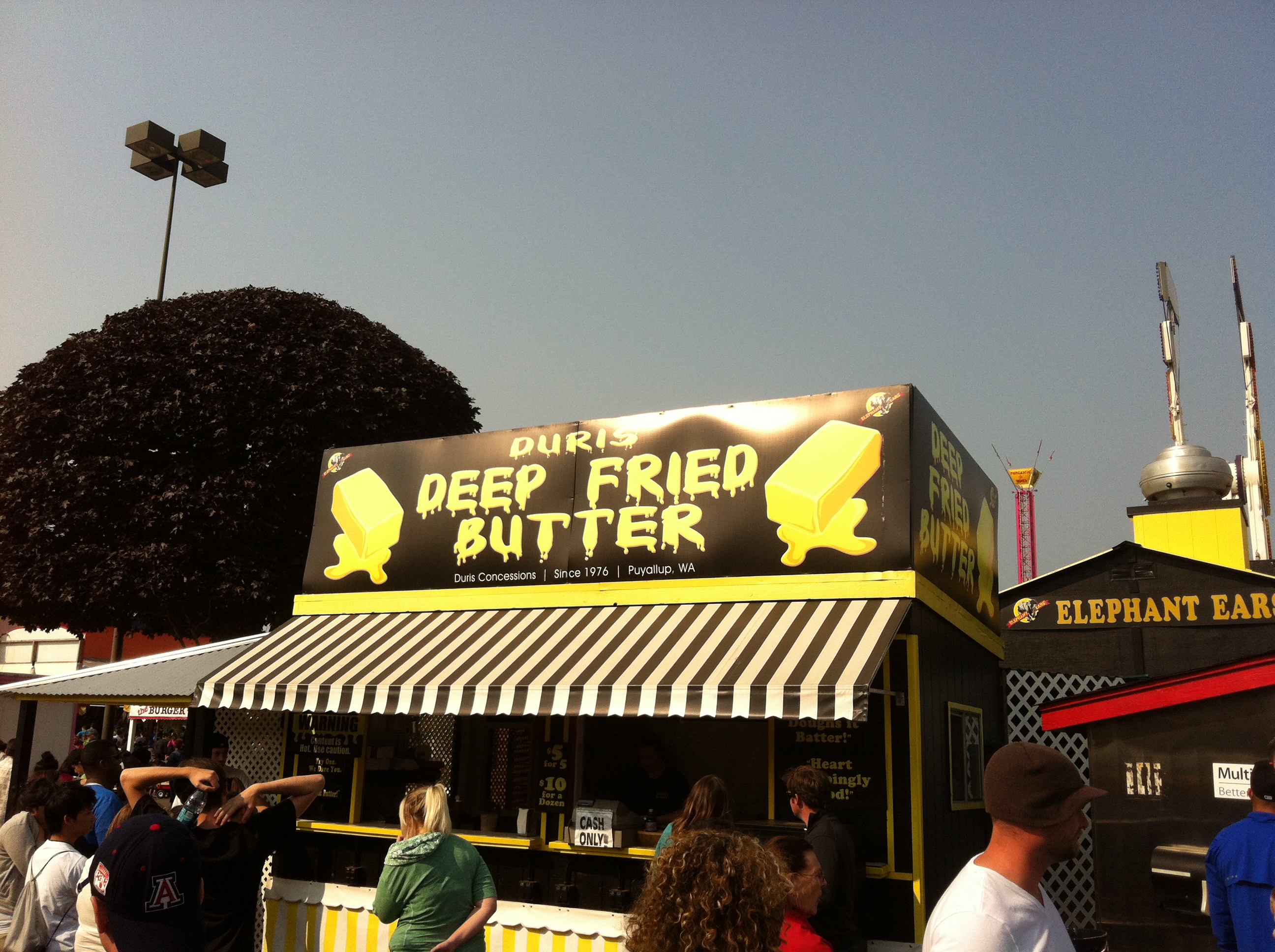 Puyallup Fair – Eat, Ride, Watch, Enjoy