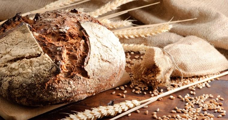 """Homemade """"No Knead"""" Artisan Bread"""