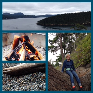 Camping in Anacortes