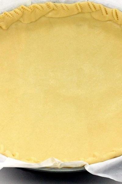 Basic Pie Dough – Pate Brisee