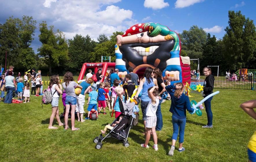 Days Of Summer Fun For Belfast Parks The Irish News