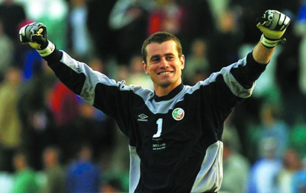 Image result for shay given ireland