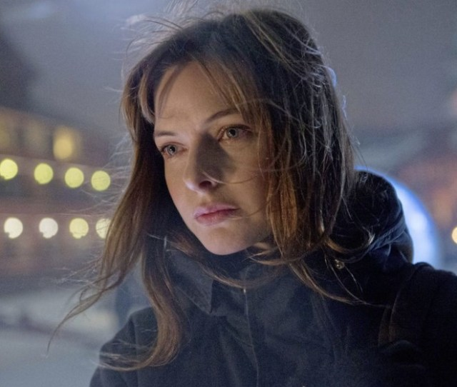 Rebecca Ferguson Rocketed Into The Spotlight When Tom Cruise Picked Her To Star In Mission Impossible Rogue Nation But She Takes A Break From The Action
