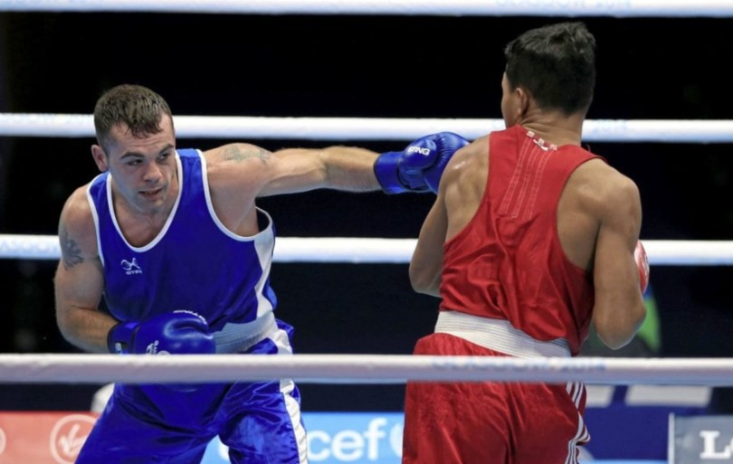 Sean Duffy hoping to turn back the clock and secure spot at 2018     Sean Duffy hoping to turn back the clock and secure spot at 2018  Commonwealth Games in Gold Coast
