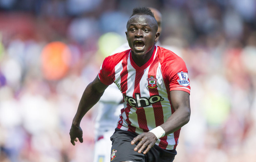 On This Day May 16 2015 Sadio Mane Scored The Fastest Hat Trick In Premier League History The Irish News