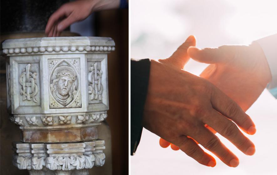 Coronavirus Catholic Church Drains Holy Water Fonts And Suspends Sign Of Peace The Irish News