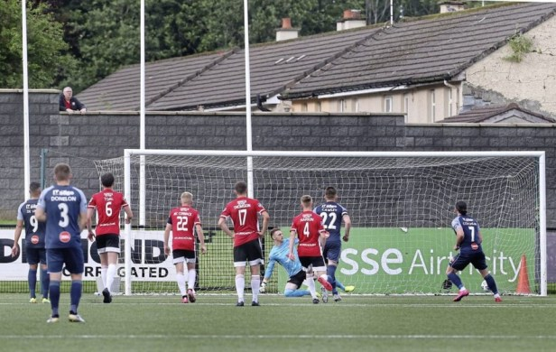 Derry City slump to home loss against Sligo Rovers - The Irish News