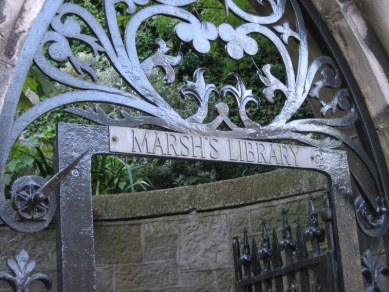 Marsh's Library, © Janetmck on Flickr (CC BY 2.0)