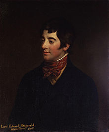 Lord Edward Fitzgerald (1797)
