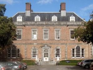 The old episcopal Palace, Cashel
