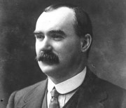 James Connolly (c) The Irish Labour Party (CC BY-ND 2.0)