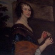 Katherine Jones, Lady Ranelagh: portrait in Lismore Castle Picture courtesy of Michelle di Meo