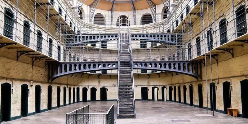 Irish Rugby Tours to Dublin - Kilmainham Gaol