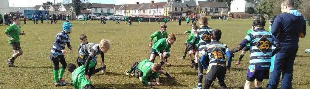 Birr RFC Under 11's & 12's Rugby Tour to Cardiff 2014