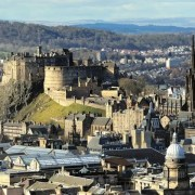 Edinburgh Castle - Irish Rugby Tours, Rugby Tours To Edinburgh