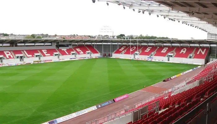 Rugby tours to Wales - Scarlets