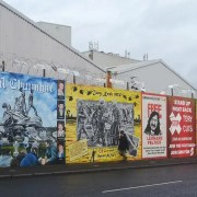 Belfast Murals - Irish Rugby Tours, Rugby Tours to Belfast