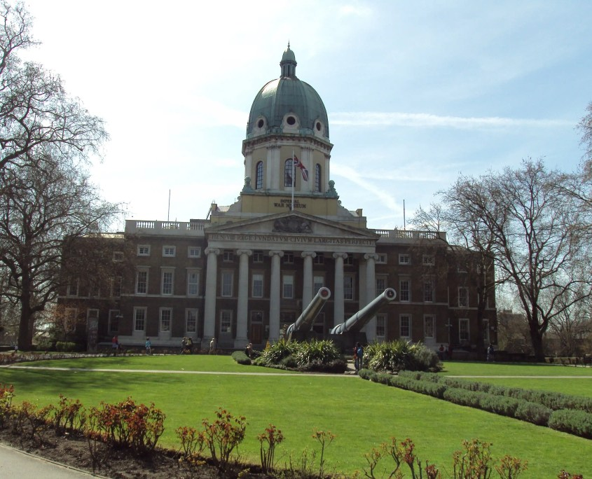 Imperial War Museum London - Rugby Tours in London