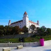 Bratislava Castle - Rugby Tours To Bratislava