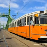 Tram Rides Budapest - Rugby Tours To Budapest