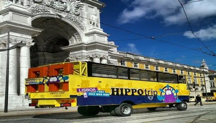 Lisbon Duck Tour - Irish Rugby Tours To Portugal, Rugby Tours To Lisbon