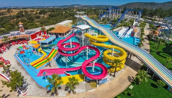 Aqua Theme Park - Irish Rugby Tours To Faro, Rugby Tours To Faro