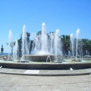 Salou Fountain - Rugby Tours To Salou