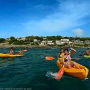 Kayaking - Rugby Tours To Salou