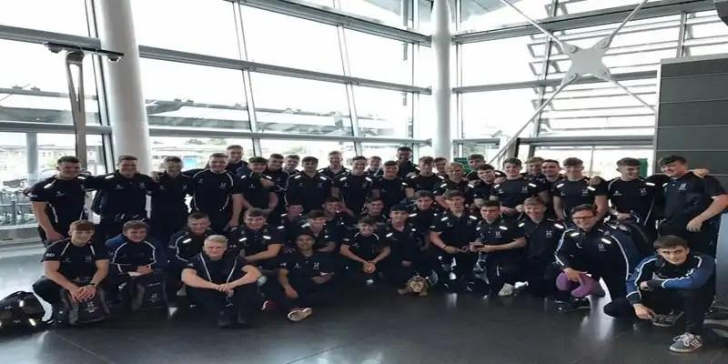 Blackrock College School - Irish Rugby Tours To New Zealand, Rugby Tours To New Zealand