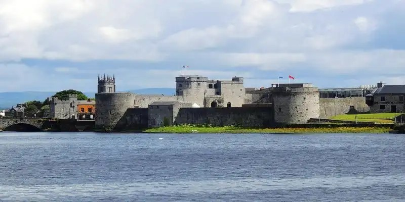 King John's Castle - Rugby Tours To Limerick, Rugby Tours To Ireland