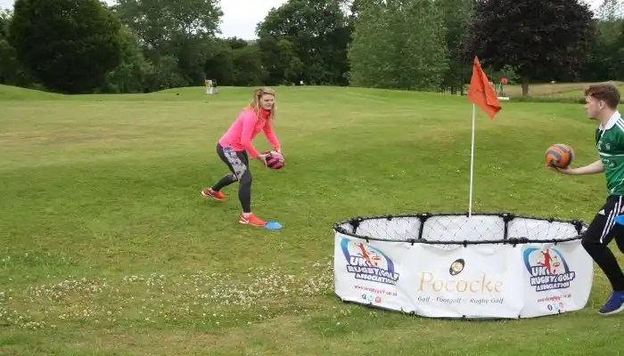 Rugbygolf Pococke Golf Centre - Irish Rugby Tours, Rugby Tours To Kilkenny