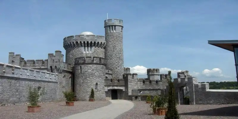 Blackrock Castle And Observatory Dome - Irish Rugby Tours, Rugby Tours To Cork