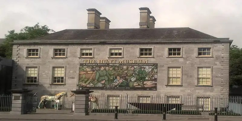 Hunt Museum -Irish Rugby Tours, Rugby Tours To Limerick