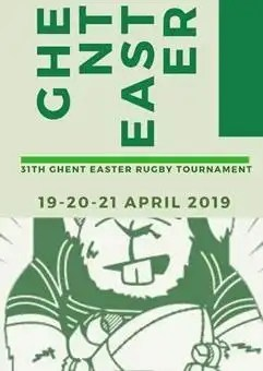 Ghent Easter Rugby Festival - Irish Rugby Tours, Rugby Festivals
