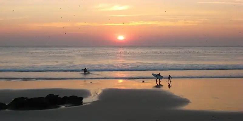 Matosinhos Beach - Irish Rugby Tours, Pulsating Portugal