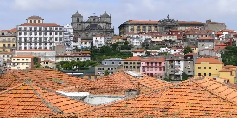 Ribeira District - Irish Rugby Tours, Pulsating Portugal