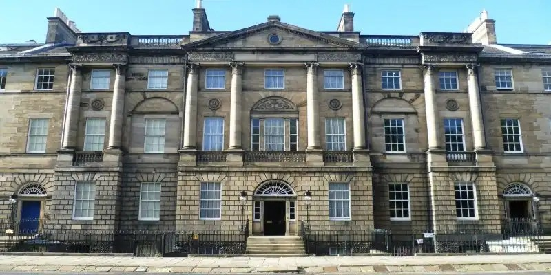 Bute House Charlotte Square Edinburgh - Electric Edinburgh, Irish Rugby Tours, Rugby Tours To Edinburgh