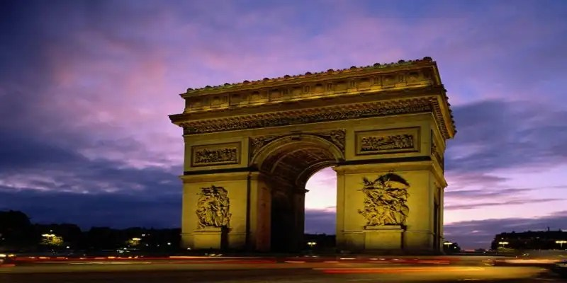 Paris City Of Lights - Irish Rugby Tours, Rugby Tours To Paris