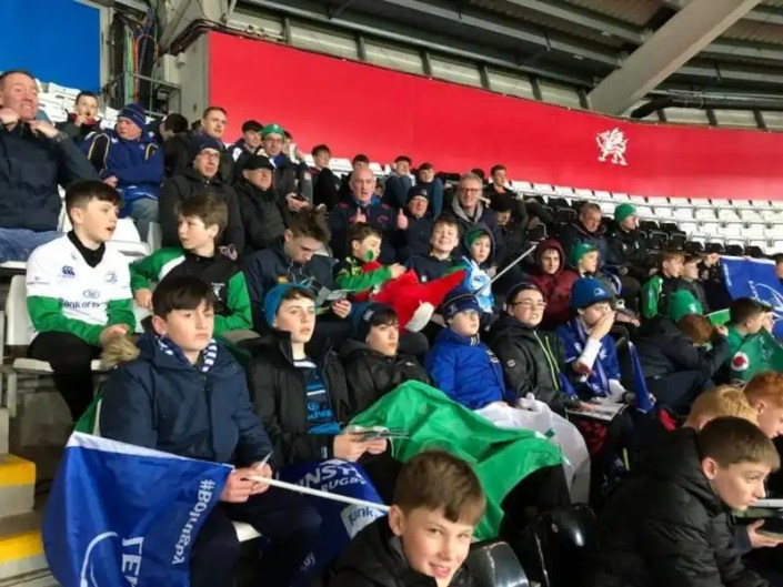 NAas RFC U13s - Rugby Tours To Swansea, Irish Rugby Tours