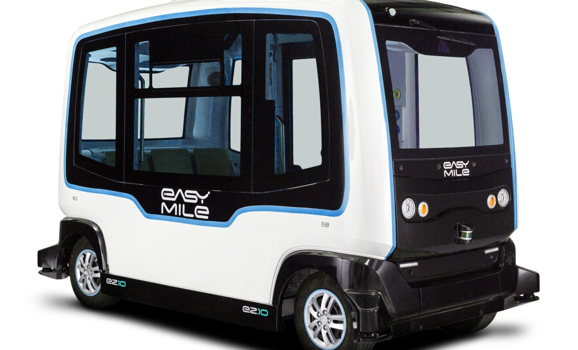 The self-driving EZ10