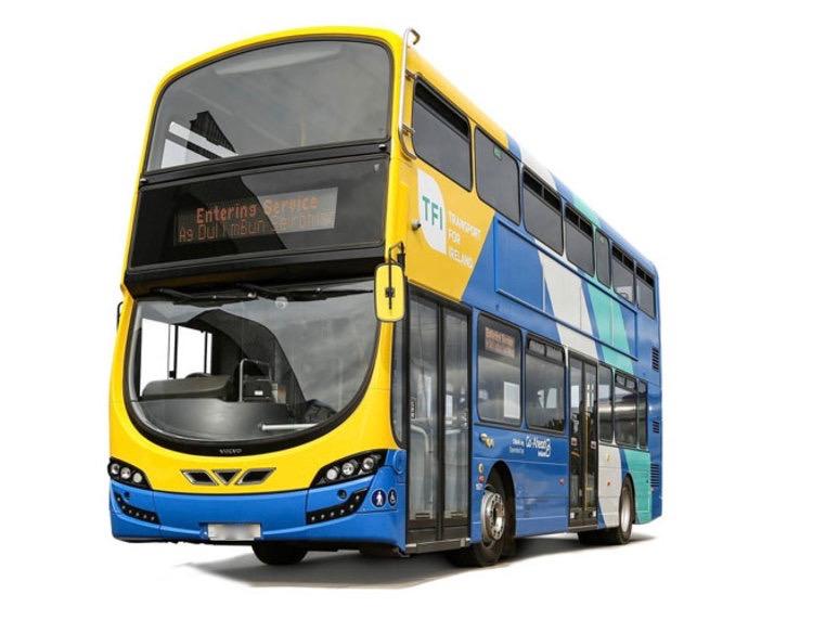 Go-Ahead bus